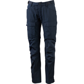 Lundhags Authentic II Pants Women Deep Blue